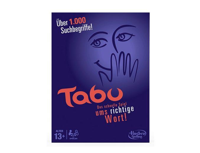 Spiel, Hasbro »Tabu«