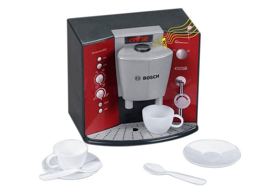 Klein Zubehör für die Kinderhüche »Bosch Kaffeemaschine« online ... | {Zubehör für kaffeemaschinen 39}