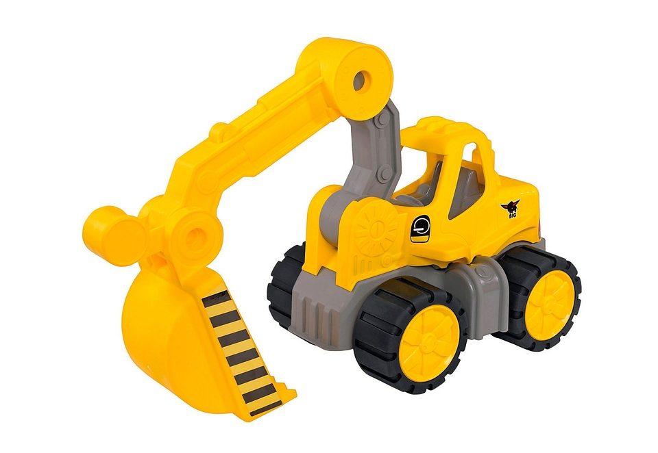 BIG Spielfahrzeug Baustellenfahrzeug »BIG Power Worker Bagger«