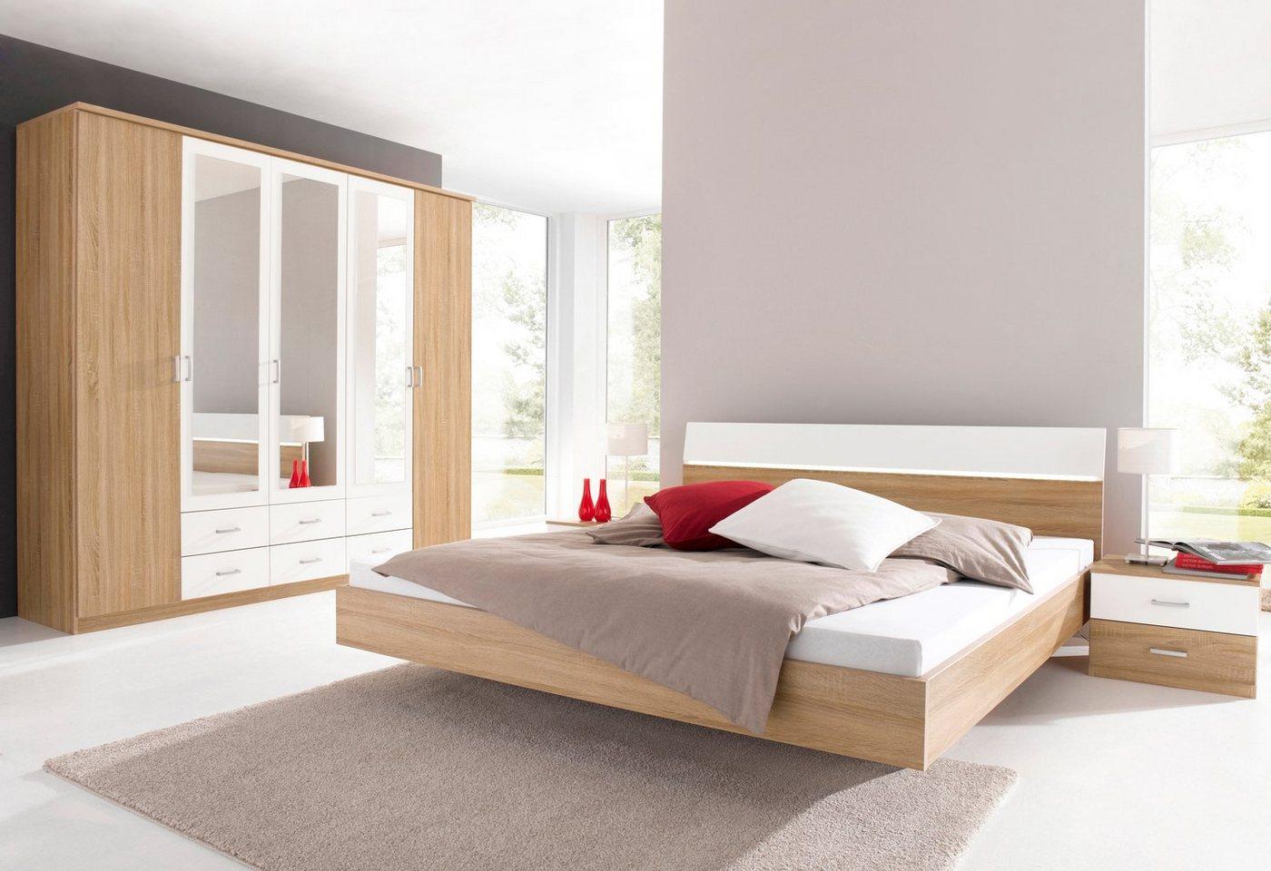 Schlafzimmer komplett sonstige preisvergleiche - Schlafzimmer komplett bei otto ...