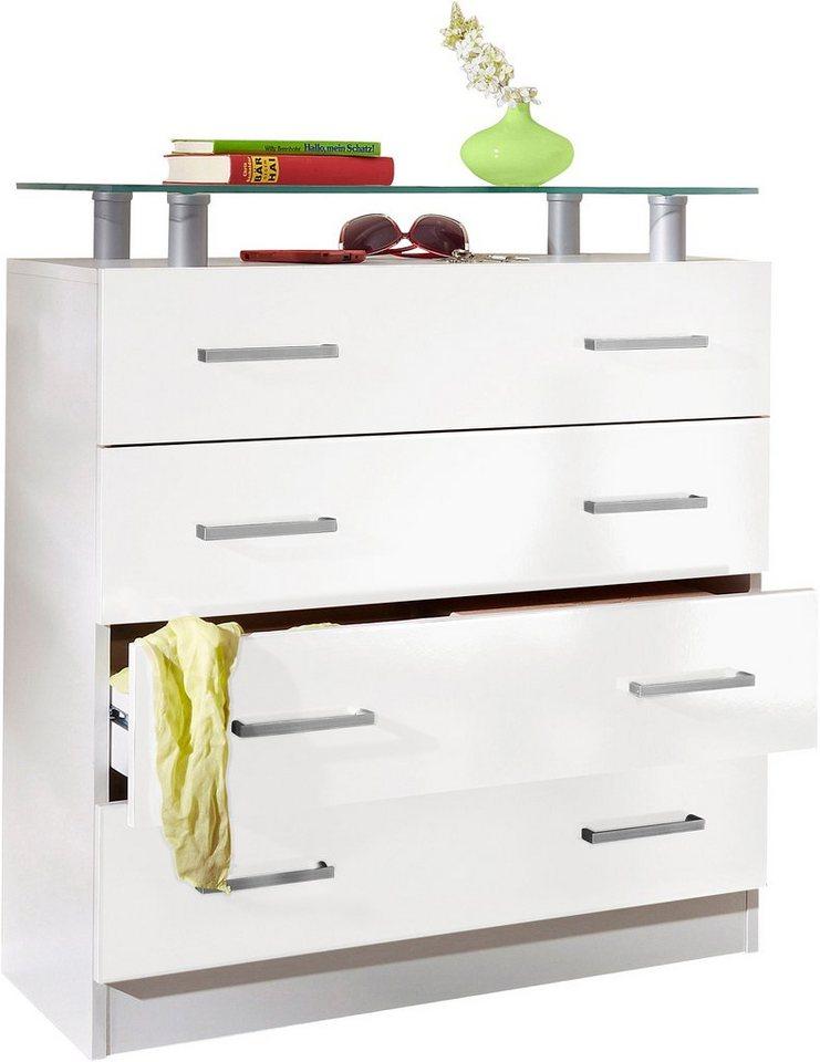 borchardt m bel kommode vaasa breite 76 cm mit. Black Bedroom Furniture Sets. Home Design Ideas