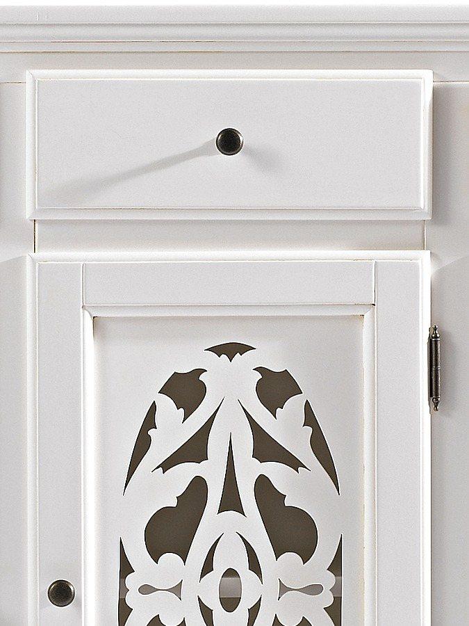 heine home Sideboard in weiß-gewischt