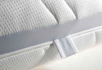 Matratzenersatzbezug »gut schlafen« Beco, mit Klima-Vorteil und kuschelweich