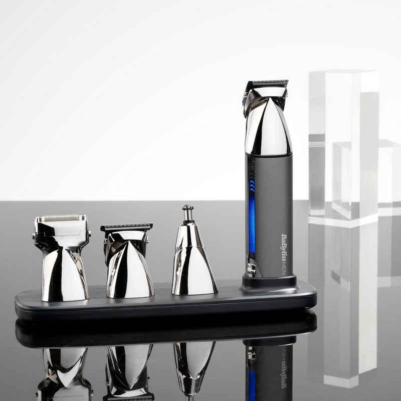 BaByliss Multifunktionstrimmer Super-X Metal 15-in-1 Multi Trimmer