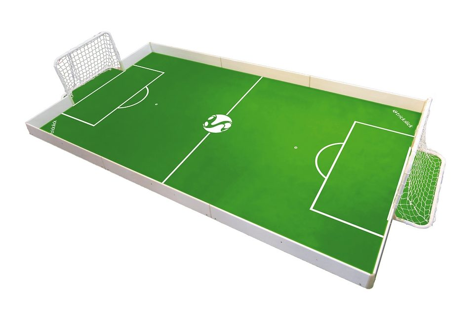 Fußballarena, Royalbeach, »Trick Kick«