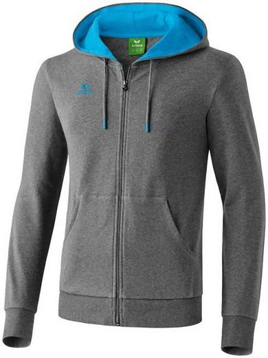 Erima Trainingsjacke Herren Unisex GRAFFIC 5-C Sweatjacke Sportjacke Sport Jacke Hoodie