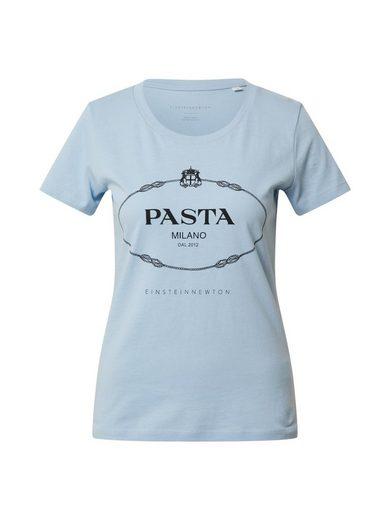 EINSTEIN & NEWTON Rundhalsshirt »Pasta T-Shirt«