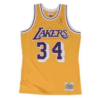 Mitchell & Ness Basketballtrikot »Shaquille O'Neal Los Angeles Lakers 199697 Swingman Jersey«