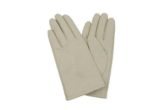 ZEBRO Lederhandschuhe »Nappa-Lederhandschuhe« Lammnappaleder