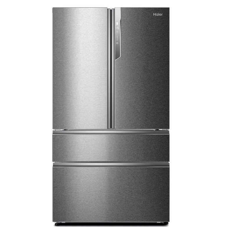 Haier Kühlschrank HB26FSSAAA, 190 cm hoch, 100.5 cm breit, Eiswürfelbereiter, Inverter Kompressor, French Door