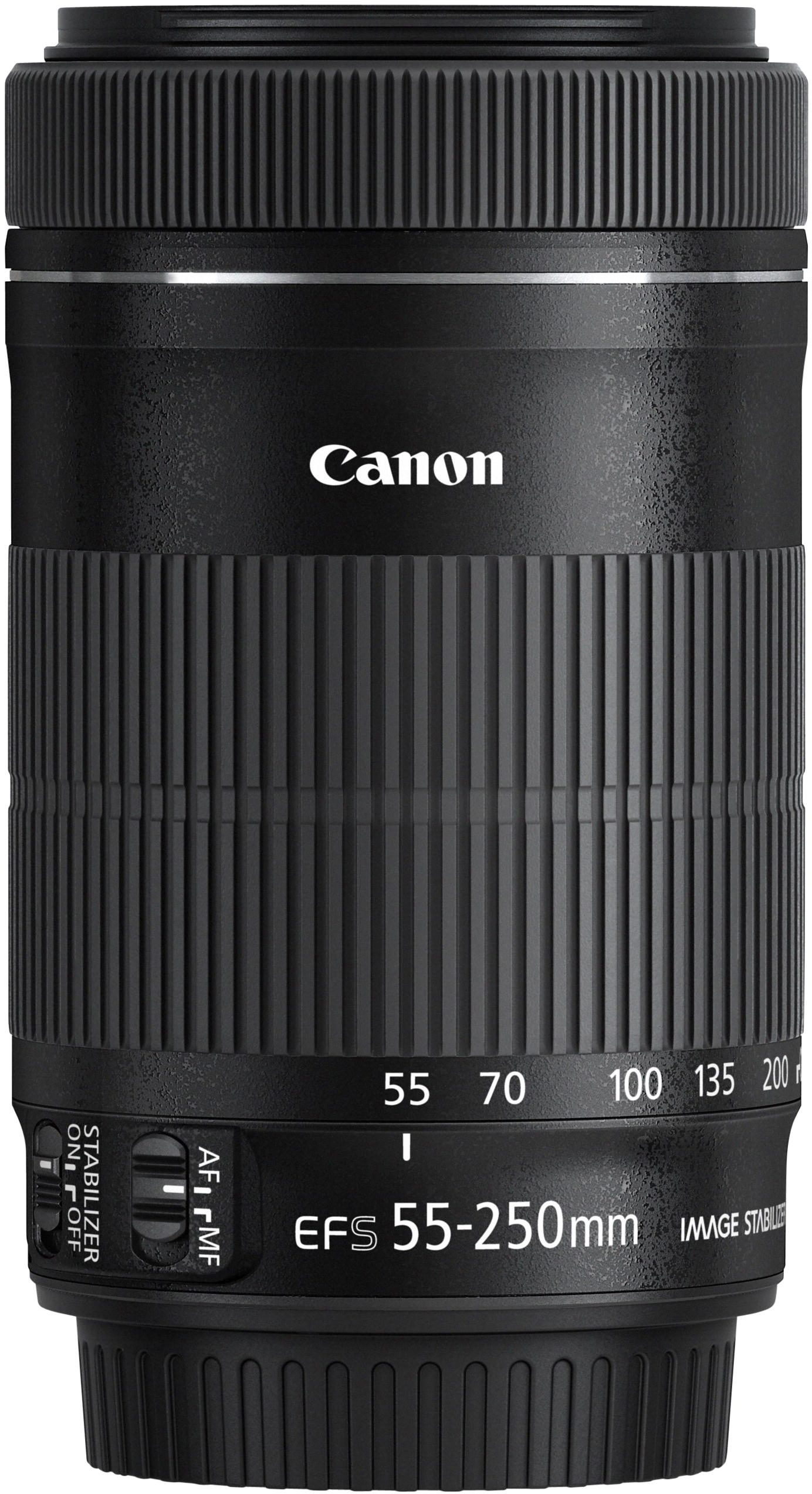 Canon EF-S 55-250mm 1:4-5,6 IS STM Telezoom Objektiv