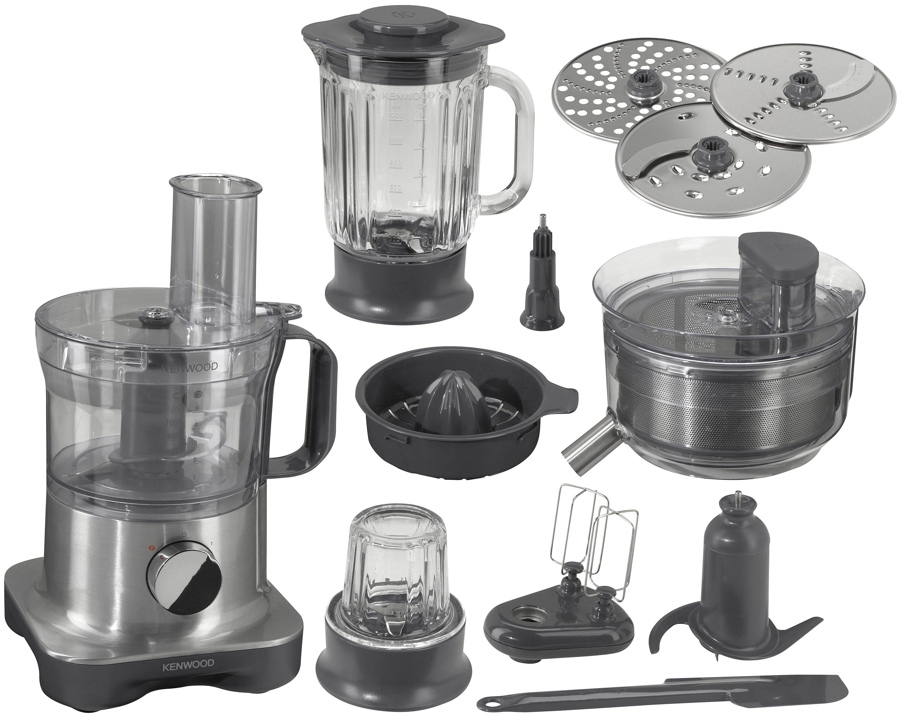 Kenwood Küchenmaschine »FP270«, 2,1 Liter, 750 Watt