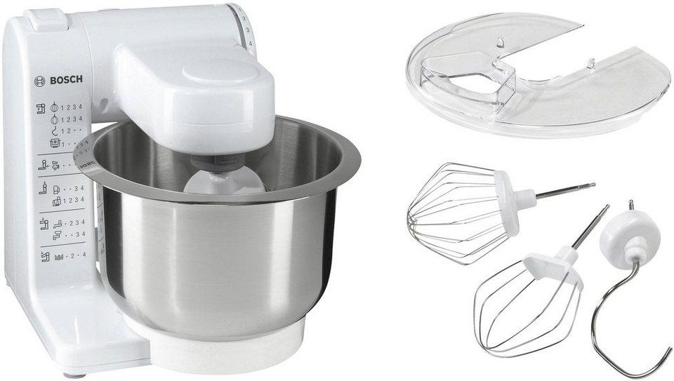 BOSCH Küchenmaschine MUM4407, 500 W, 3,9 l Schüssel online kaufen | OTTO