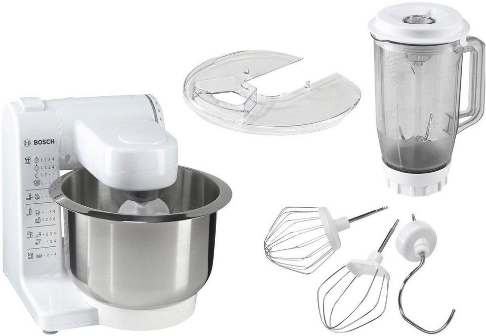 BOSCH Küchenmaschine MUM4409, 500 W, 3,9 l Schüssel online kaufen | OTTO