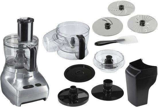 Gastroback Kompakt-Küchenmaschine Design Food Processor Advanced 40965, 1100 W, 2 l Schüssel