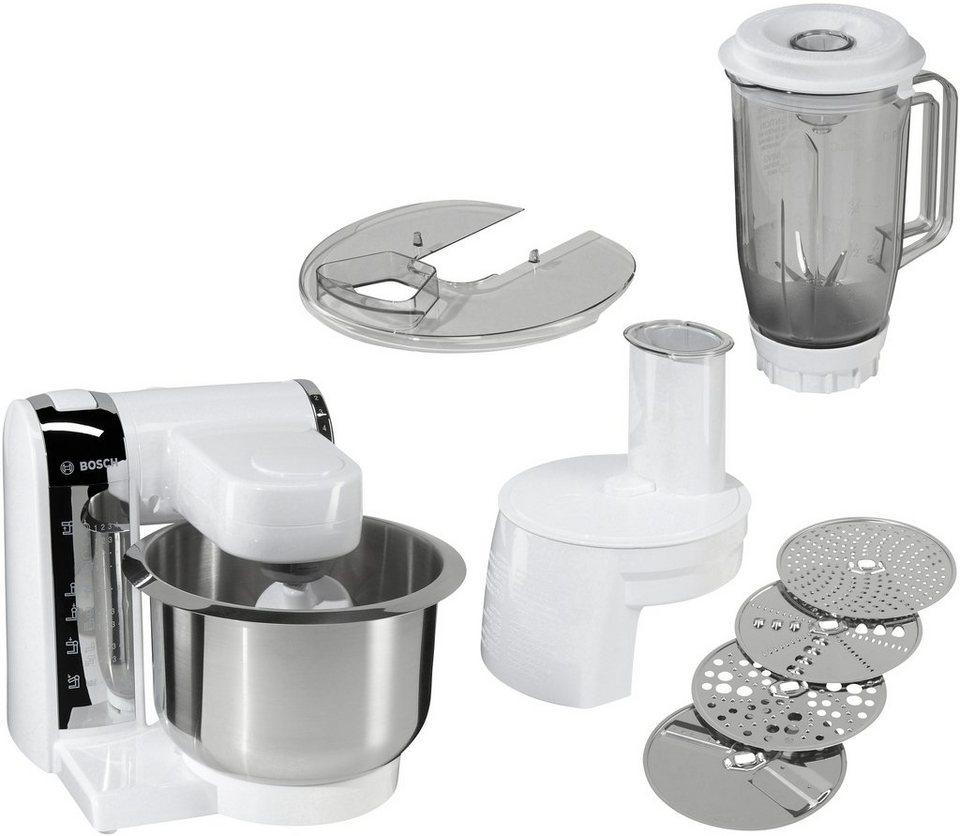 Bosch Kuchenmaschine Mum48cr1 600 W Online Kaufen Otto