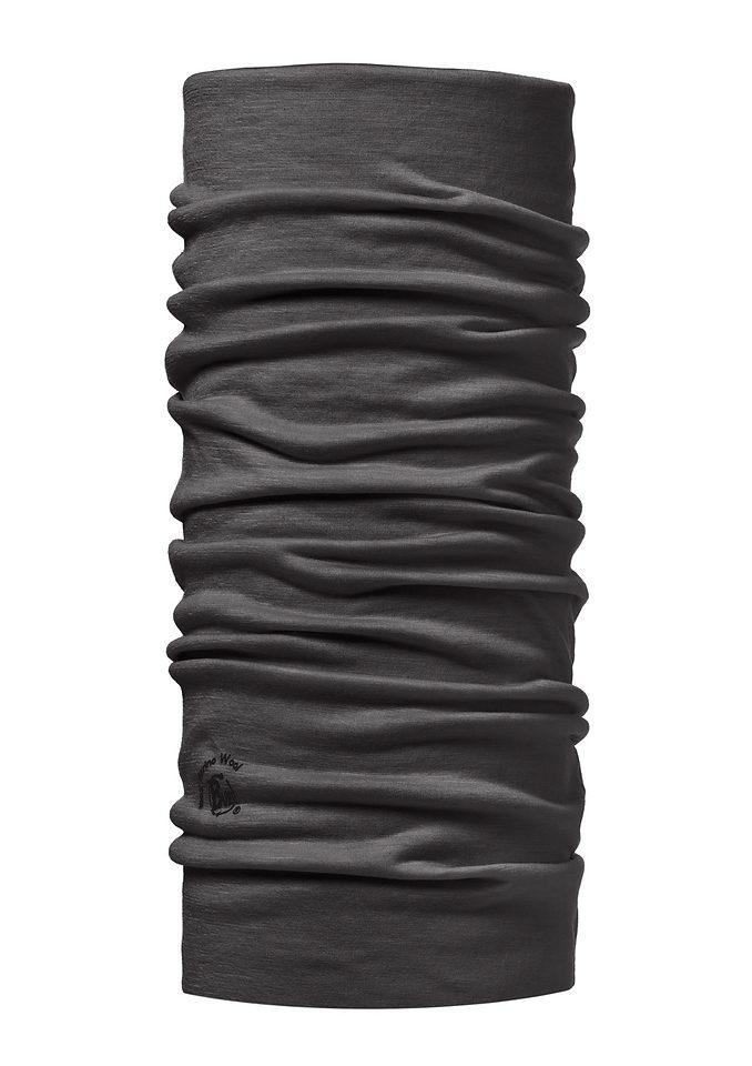 Multifunktionstuch, BUFF, »Schurwolle Buff®«, als Halstuch oder Kopftuch