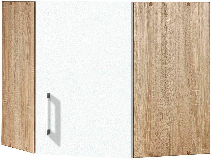 Eckhängeschrank »Melbourne«, Held Möbel in Weiß
