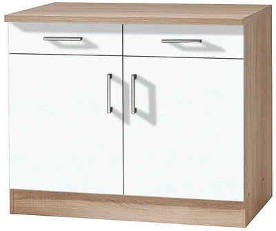 Küchen unterschränke held möbel küchenunterschränke online kaufen otto