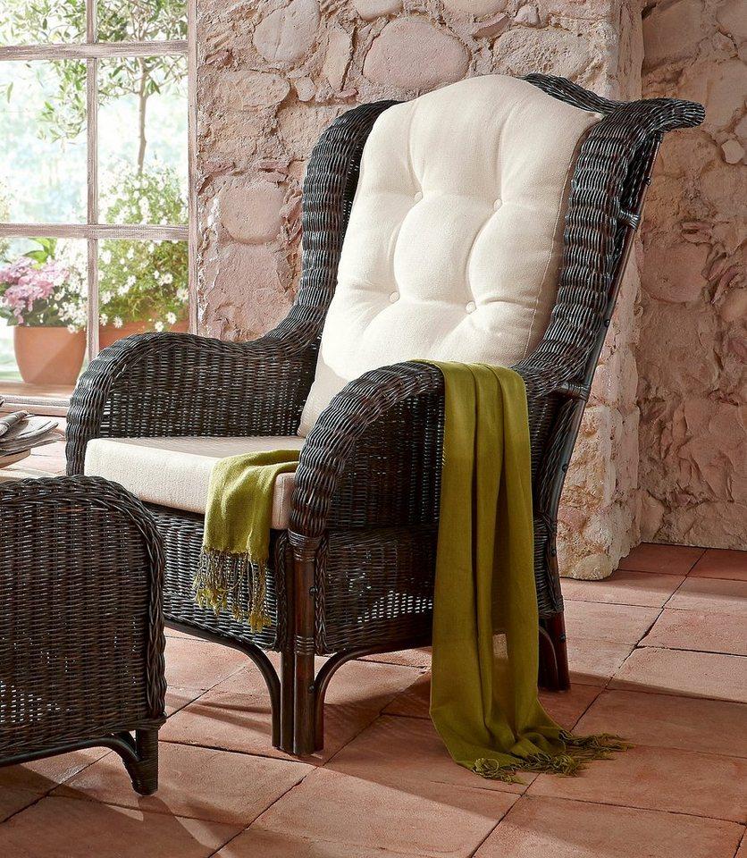 rattan ohrensessel preisvergleiche erfahrungsberichte. Black Bedroom Furniture Sets. Home Design Ideas