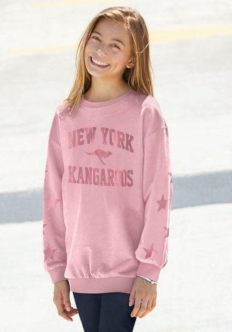 KangaROOS Sportinio stiliaus megztinis in extra ...
