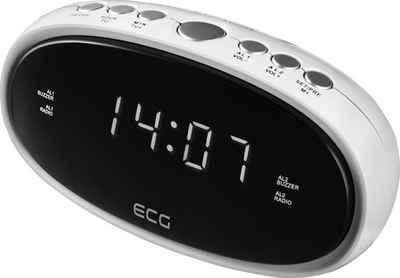 ECG Radiowecker »RB 010« Gehäusefarbe: weiß, Ausschalt-Timer