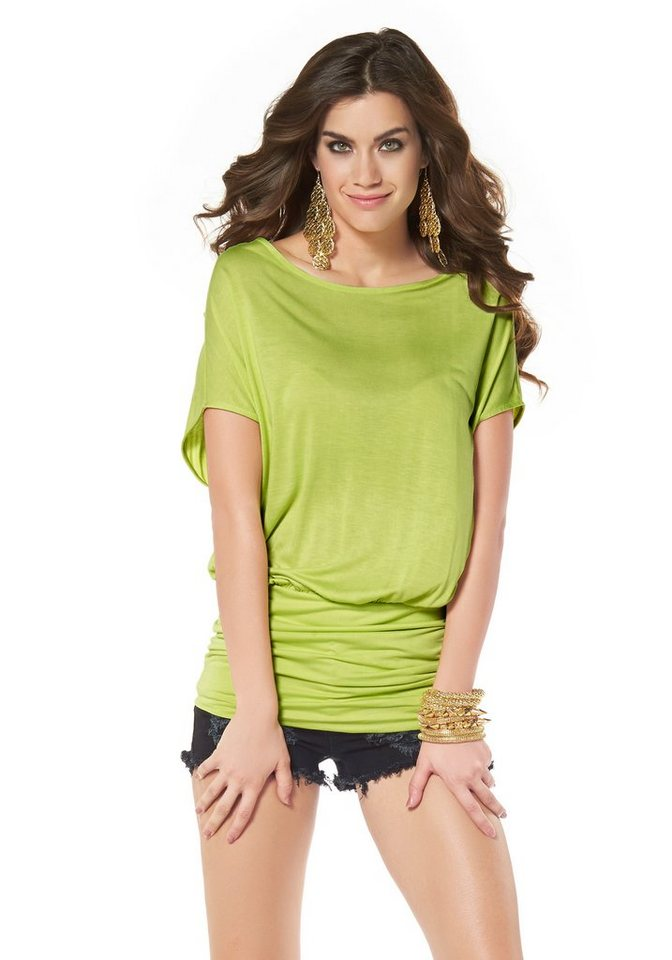 Laura Scott T-Shirt in Limette