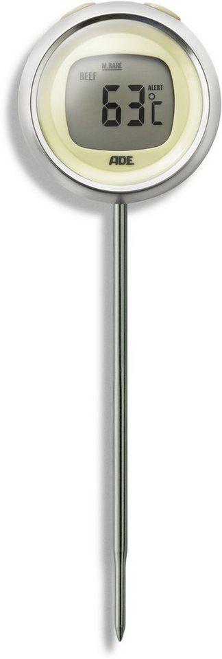 ADE Digitales Küchenthermometer BBQ 1300/1301/1302 in vanille