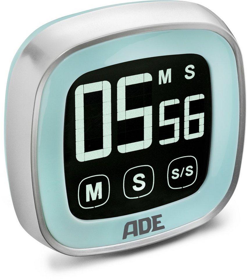 ADE Digitaler Küchentimer TD 1300/1301/1302 in mint
