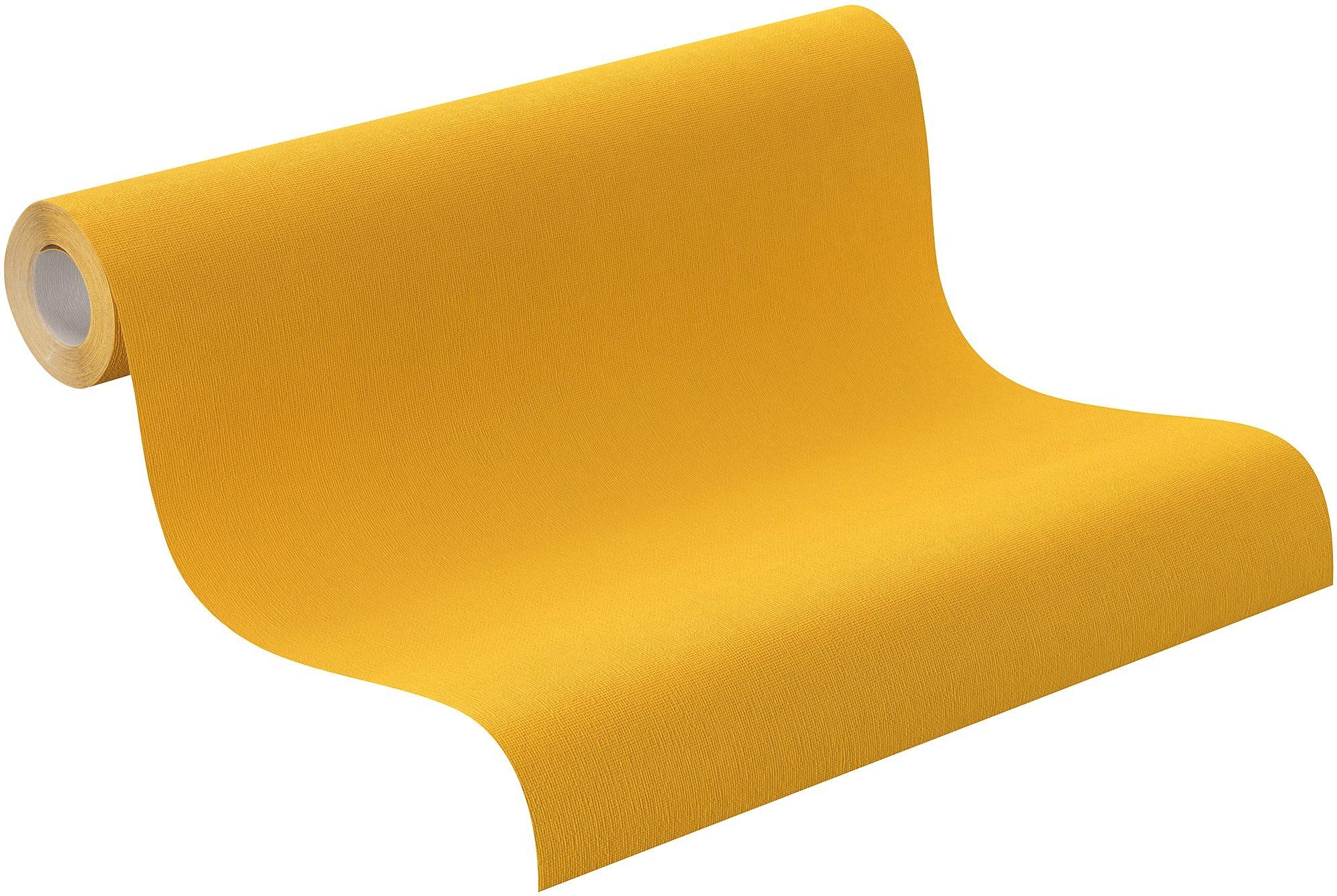 Vliestapete, Rasch , »jaune«