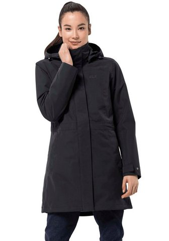 Jack Wolfskin 3-in-1-Funktionsparka »OTTAWA«