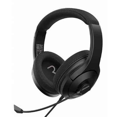 Raptor »H300 - Headset - schwarz« Gaming-Headset