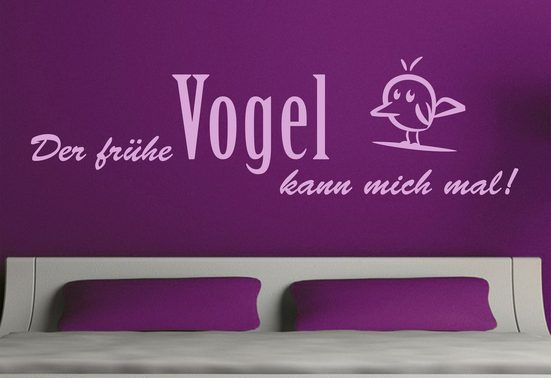 Home affaire Wandspruch