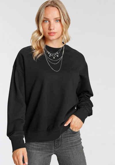 Levi's® Sweatshirt »WFH Sweatshirt« mit Logo auf der Brust