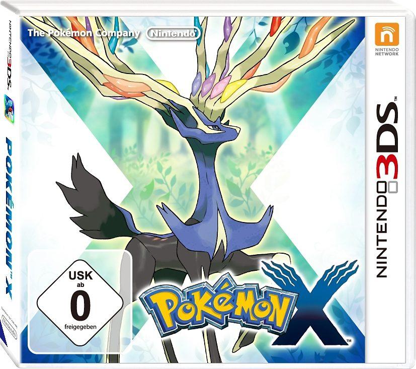 Pokémon X™ Nintendo 3DS
