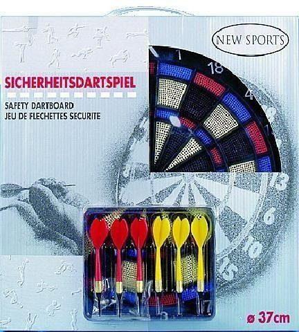 New Sports Sicherheits-Dart-Spiel, 37 cm