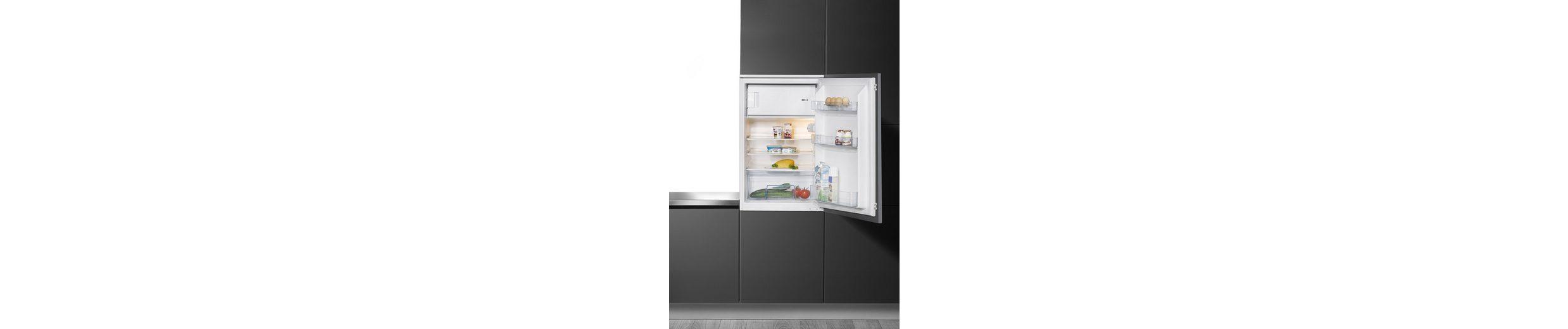 Amica integrierbarer Einbau-Kühlschrank EKS 16161, A+, 88 cm