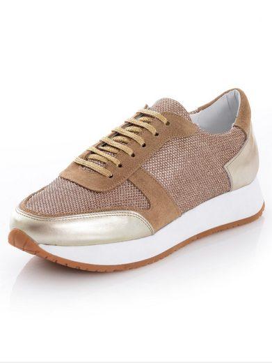 Alba Moda Sneaker mit Plateau