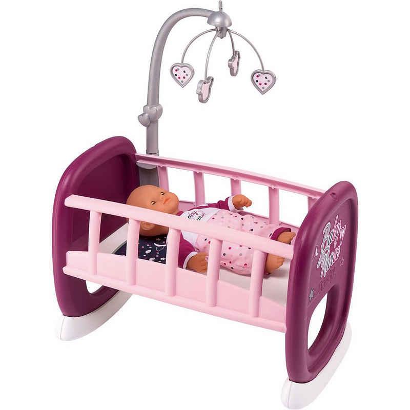 Smoby Puppenhausmöbel »Puppenwiege mit Mobile«