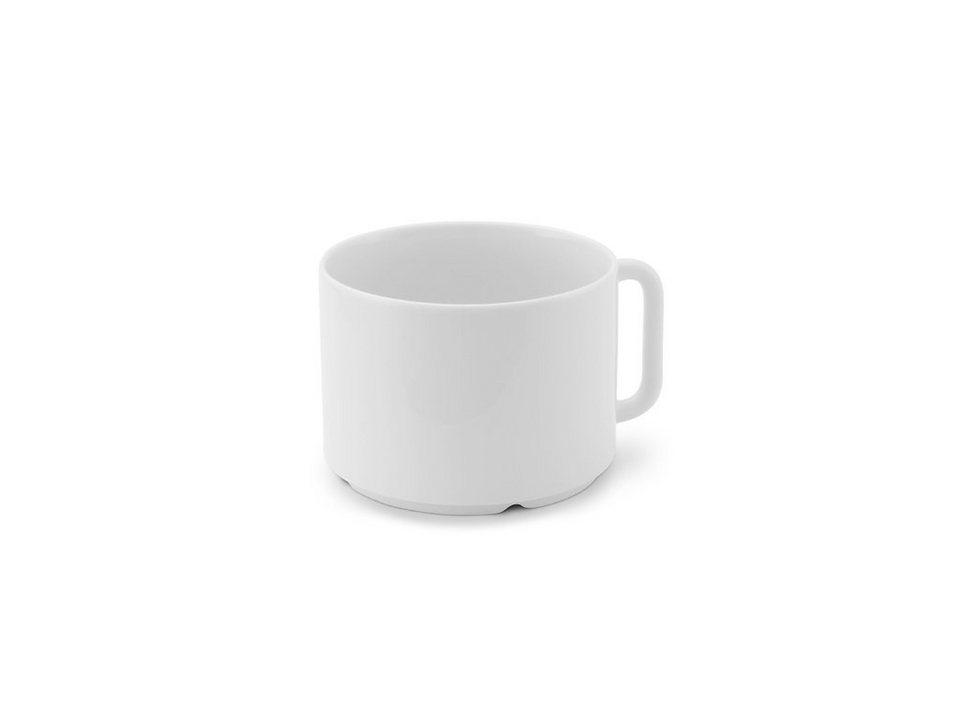 Friesland Kaffeetasse »Life-Revival, 0,5l« in wei?