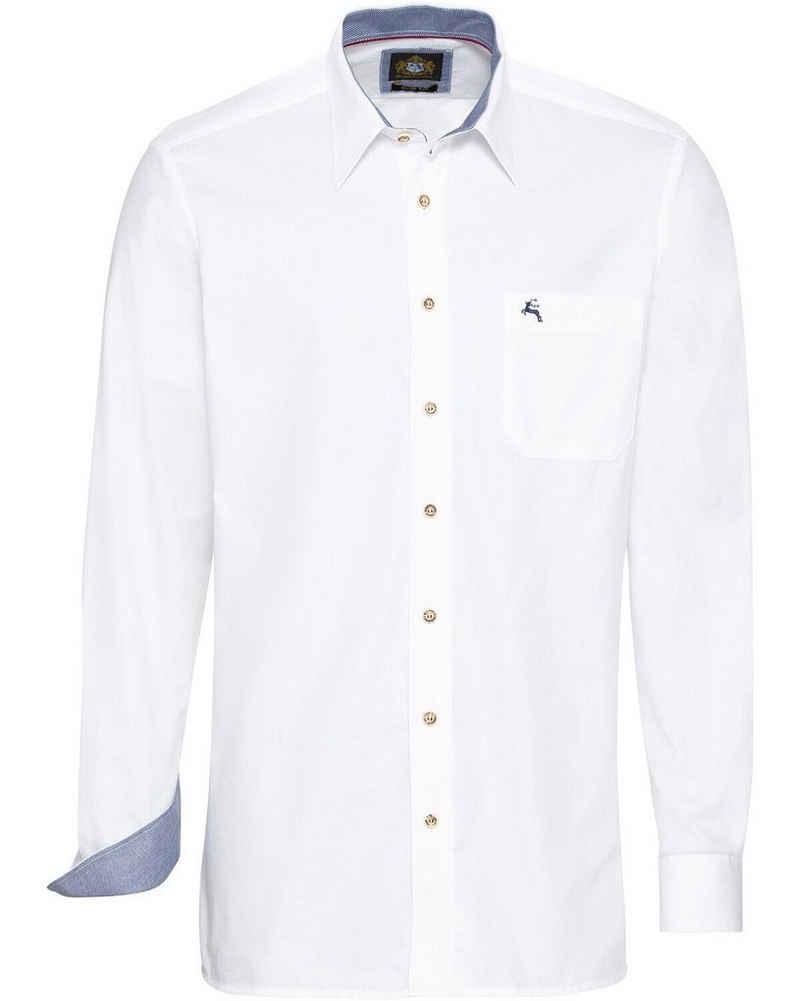Hammerschmid Trachtenhemd »Oxfordhemd«