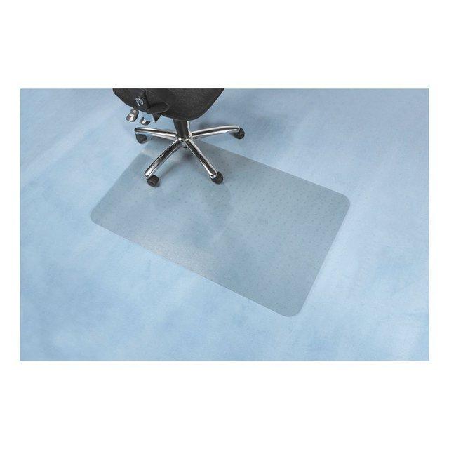 OTTOOFFICE NATURE Bodenschutzmatte 120x110 cm, rechteckig, für Teppichboden | Baumarkt > Bodenbeläge > Teppichboden | Weiß | OTTOOFFICE NATURE