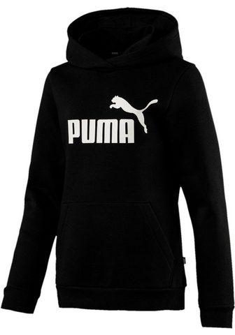 PUMA Sportinis megztinis su gobtuvu »ESSENT...