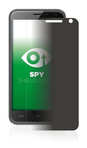 upscreen Schutzfolie »für Doogee Homtom HT3«, Folie Schutzfolie Sichtschutz klar anti-spy