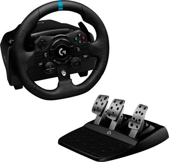 Logitech G »G923 für Xbox und PC« Lenkrad