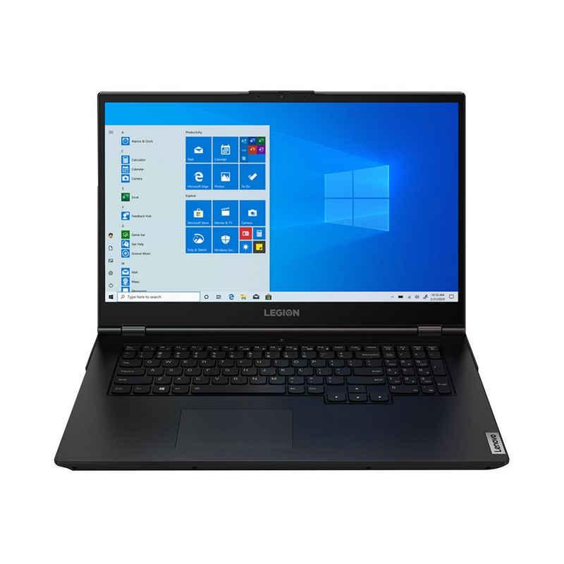 Lenovo Legion5 17IMH05 Ci5-10300H Notebook (Intel Intel Core i5, GeForce GTX, 144Hz)