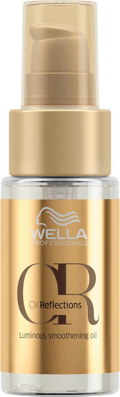 Wella Professionals Haaröl »Oil Reflections Smoothening Oil«, Glanz und Geschmeidigkeit
