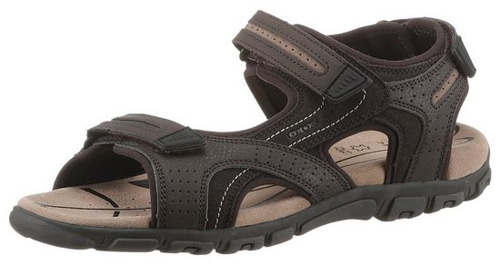 Geox »UOMO STRADA« Sandale mit patentierter Geox Spezial Membrane