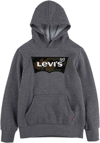 Levi's Kidswear Kapuzensweatshirt »LVB CHENILLE BATWING HOO«