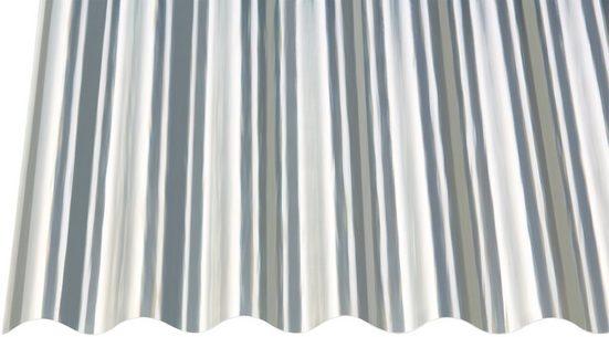 GUTTA Wellplatte Polyester Natur, BxL: 100x250 cm
